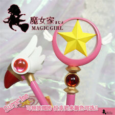 Anime Card Captor Sakura 31.5in. Magic Staff Bird Star Stick Cosplay PVC Prop