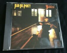 Jean-Luc Ponty: Fables jazz CD 1985 release very good condition