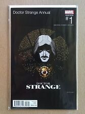 DOCTOR STRANGE ANNUAL #1 THEOTIS JONES HIP-HOP VARIANT COVER NM 1ST PRINTING