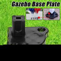 Tent Gazebo Replacement Base Plate Gazebo Foot Spare Part 25mm Inner Diameter
