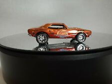 HOT WHEELS~'67 CAMARO~TEQUILA SUNRISE~BABE W/SURFBOARD~LA CONVENTION 2019
