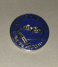 Apollo IX Mcdivit Scott Schweickart NASA Vintage Collectible Lapel Hat Pin