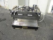 Siebträgermaschine 2 Gruppen GASTRO Espressomaschine Kaffemaschine Brugnetti C