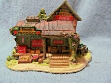 Lilliput Lane - Country Fresh Pickins - Coca Cola Collection