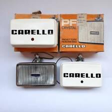 FERRARI 365BB 512BB,Lamborghini Countach Carello  Fog Lights Nickel ITALY