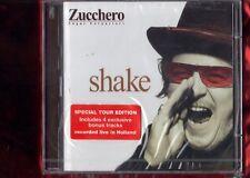 ZUCCHERO-SHAKE SPECIAL TOUR DOPPIO CD NUOVO SIGILLATO