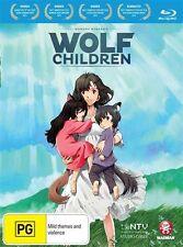 Wolf Children Blu-ray Disc NEW