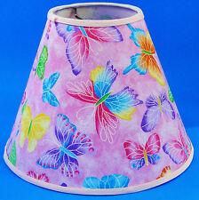 Pink Butterflies Lampshade Butterfly Handmade Lamp Shade