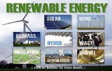 Vol. 1-4 Renewable Energy Systems Self Sufficiency CD Wind Biogas 131 bks Solar