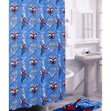 Amazing Spiderman  Vinyl Shower Curtain