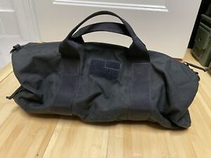 GORUCK 20L Gym Bag (Black) • MADE IN USA • DISCONTINUED