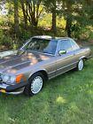 1989 Mercedes-Benz SL-Class  1989 Mercedes-Benz 560SL  Convertible 5.6L EXCELLENT CONDITION!!