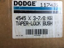 Dodge Taper Lock 4545 3 7/8