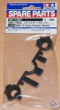 TAMIYA 51309 db01 D Parti (Blocco caster) (db-01/db01r/db02/xv-01/xv01 PRO), Nuovo con imballo