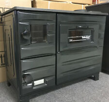 Wood Fired Heater Stove With Pizza Oven SHORT LEG MODEL