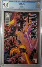 Thanos #16 3rd Print CGC 9.8 1st Appearance of Silver Surfer as the Fallen One