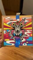 AP NINE LIVES TO LIVE - BLOTTER EDITION BY GREG MIKE Artist Proof SIGNED W/ COA