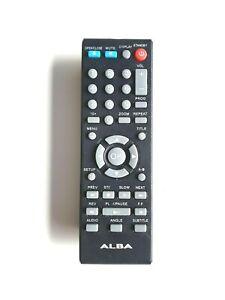 Genuine Alba DVD Player Remote For CDVD2251N