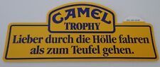 Aufkleber CAMEL TROPHY´81 1981 Sumatra Range Rover Classic Sticker