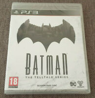 Sony Playstation 3 PS3 Game Batman The Telltale Series Season Pass Disc New