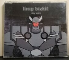 LIMP BIZKIT - MY WAY album version 4,33 - cd singolo slim case PROMO - 2000