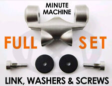 Authentic Oakley Minute Machine Link Set Time Tank Washer Screw Watch Band