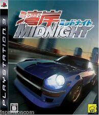 Used PS3 Wangan Midnight SONY PLAYSTATION 3 JAPAN JAPANESE IMPORT
