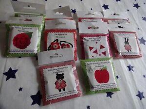Job lot ex shop display 10x fibrespace childrens craft kits