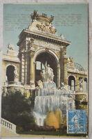 "CPA "" MARSEILLE - Le Palais Longchamp"