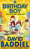 Birthday Boy by David Baddiel and Jim Field Paperback NEW Book