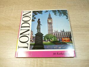London - 30 Farbaufnahmen / Gebunden