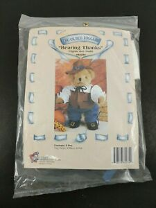 Treasured Toggery Teddy Bear Outfit Bearing Thanks Pilgrim Boy Tender Hearts