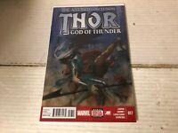 THOR GOD OF THUNDER (2012 Marvel) #17 NM- Gorr the God Butcher Knull Venom