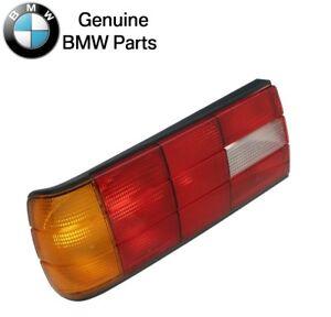 NEW For BMW E30 E36 1988-1993 Driver Left Taillight Lens Genuine 63 21 1 385 381