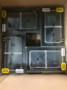 (RV505) JOBLOT of 24 x RETURNS OtterBox Clearly Protected for Huawei P10 Lite