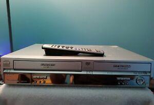 Panasonic DMR-E75V DVD Player And Vcr Combo