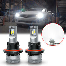 H13 LED 6500K Headlights High/Low Beam Bulb For Chevrolet Camaro 2010-2015 Cruze
