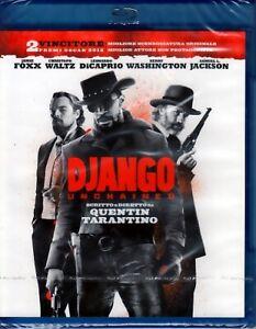Django Unchained - Blu-Ray Nuovo