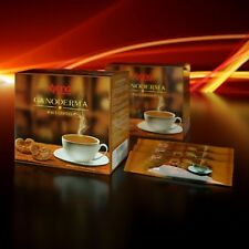 Ganoderma Coffee w/ sugar & creamer - 8 boxes=160 sachets $75.60 - SUPER SALE