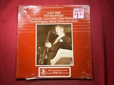 W1-87 ZOOT SIMS First Recordings! ... PRST 7817