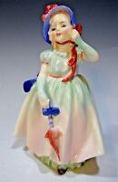 Vintage Royal Doulton Porcelain Figurine Babie (HN 1679) - Old Production