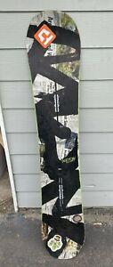 Burton Blunt Wide Men's Snowboard 156cm 56w EUC FAST SHIPPING