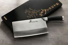 ZHEN Japanese VG-10 3 Layers Forged High Carbon Steel Heavy Duty Cleaver Knife