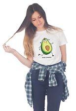Avo-cardio T-shirt Top Funny Tumblr Avocado Cardio Gym Fitness Avocardio Workout