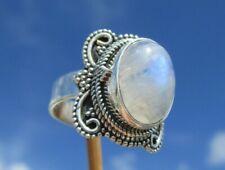 Mondstein Ring Gr. 18 - Silber 925 !