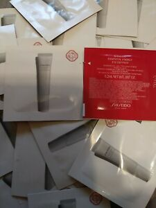 "20 NEW ""SHISEIDO"" Essential Energy AntiAging eye Cream samples. 0.2 Ml each"