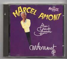 (JG106) Marcel Amont, Mes Grands Succes - 1989 CD
