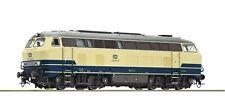 ROCO 73736 DB 210 004-8 Beige/T Diesellok Ep IV