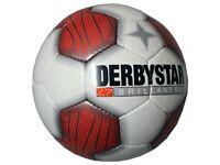 Derbystar Brillant TT S-Light Fu?ball Leicht Training-Fussball Jugend 290g Gr.4