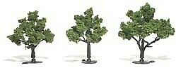 """Woodland Scenics-Ready-Made """"Realistic Trees"""" - Deciduous - 3 to 4""""  7.6 to 10.2"""